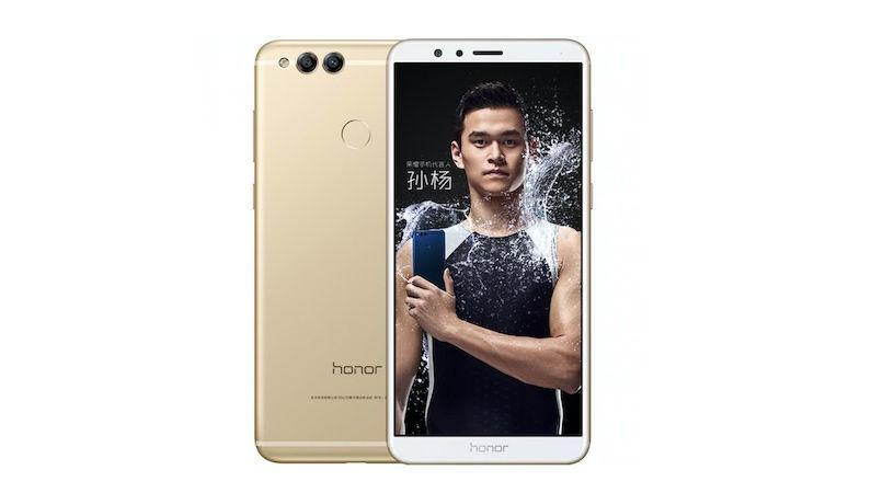 Honor 7X 4GB RAM Variant Headed to Offline Retailers Across India