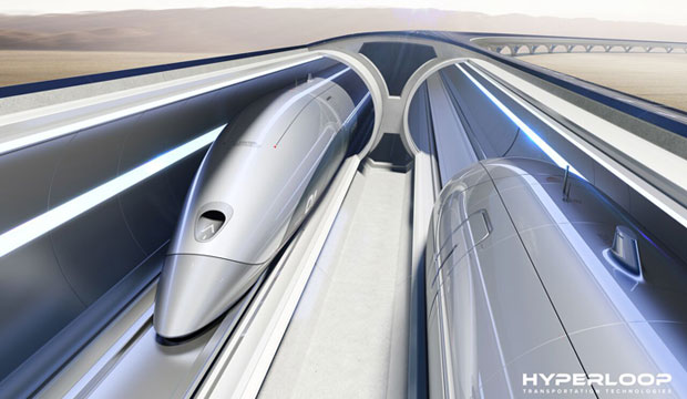 Cleveland-Chicago Hyperloop Line Gets Feasibility Study