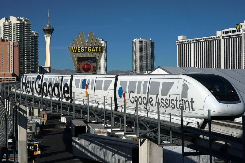 Amazon Alexa and Google Assistant duke it out at CES 2018