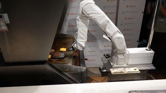 Flippy the robot is now cooking up burgers near L.A.; is this the end to the short-order cook?