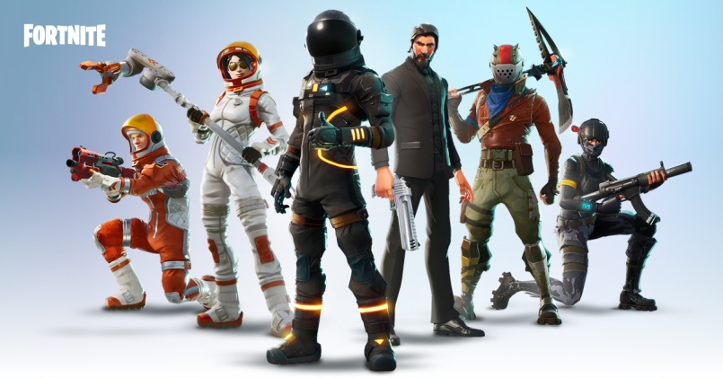 Fortnite accounts are reportedly being hacked