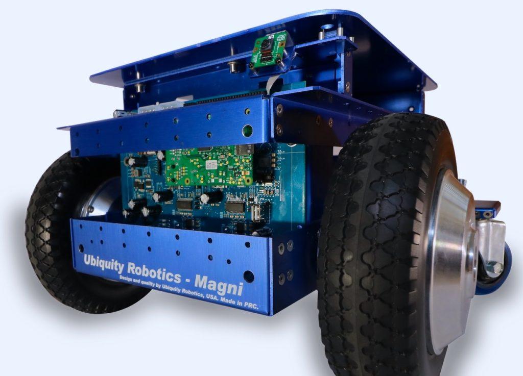 Ubiquity Robotics Launches Beefy ROS Development Platform