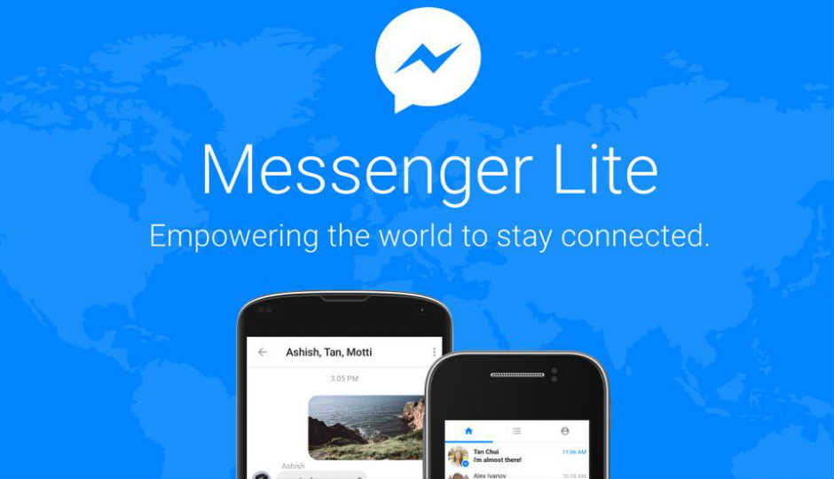 Facebook brings video chat to Messenger Lite