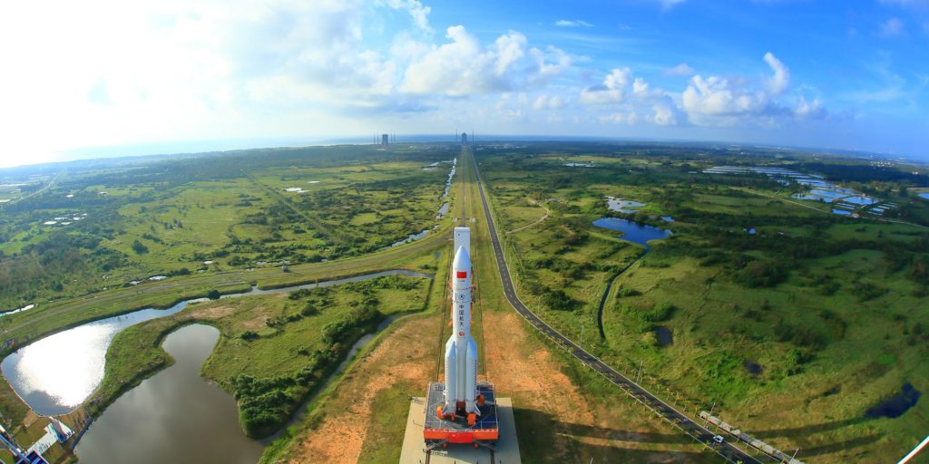 China Working on a New Heavy-Lift Rocket as Powerful as Saturn V