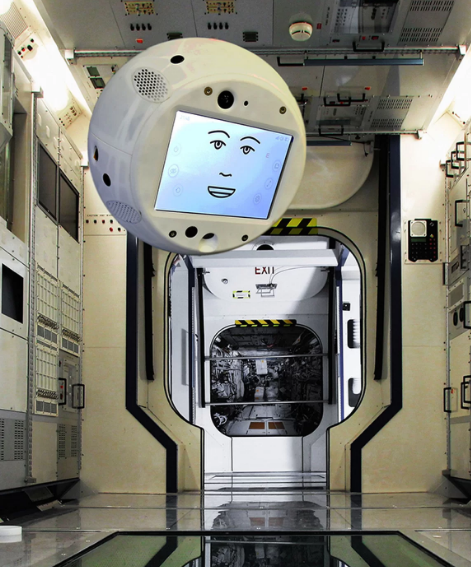 A Floating 'Brain' Will Assist Astronauts Aboard the Space Station