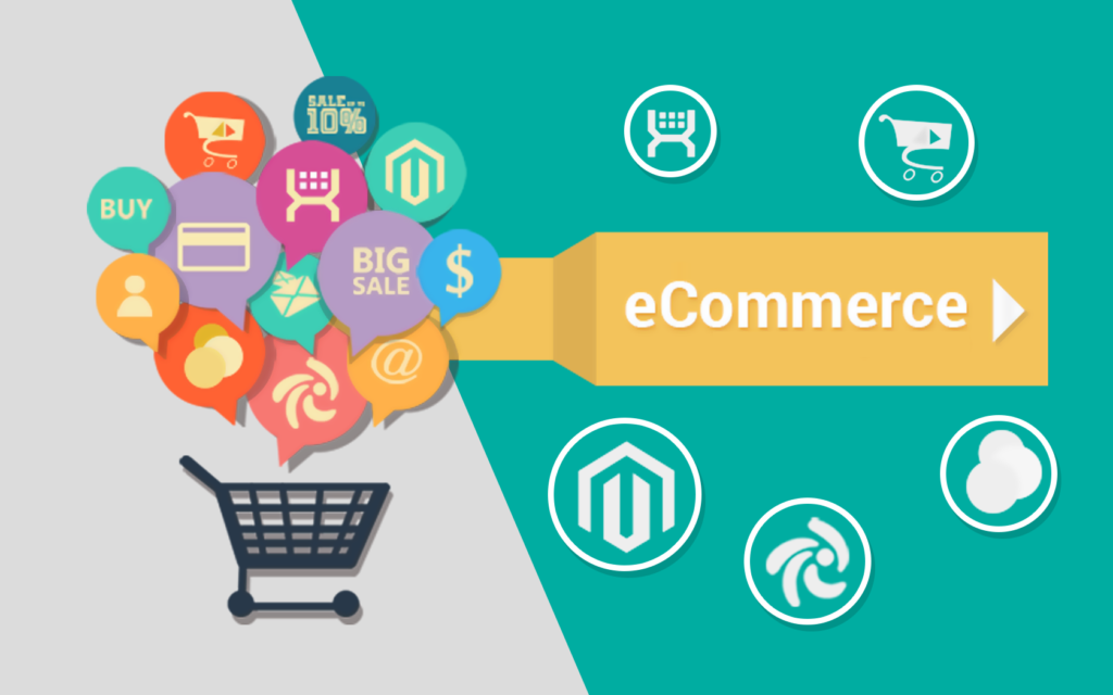 Internal search for eCommerce sites
