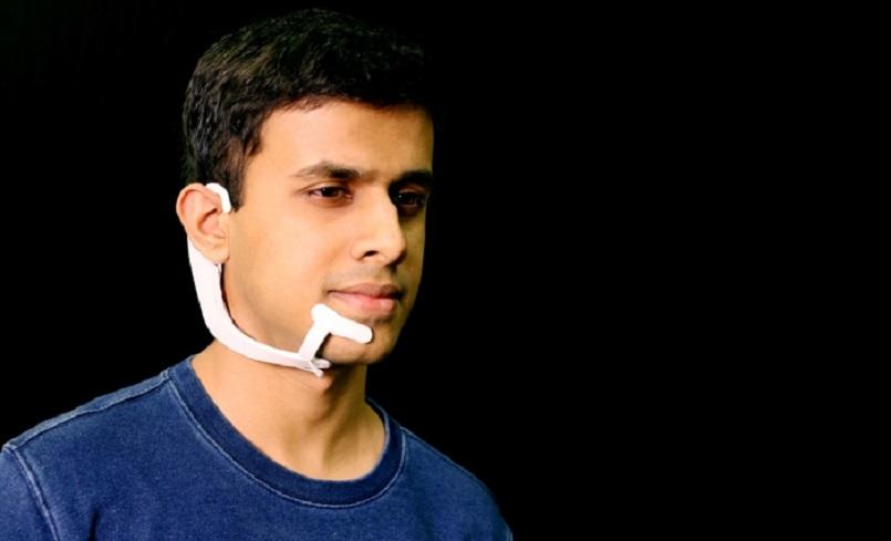 Indian-origin researcher develops a computer interface that transcribes 'silent words'