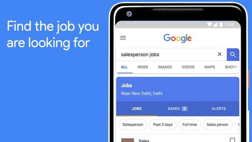 Google rolls out new job search feature in India; here's how it works