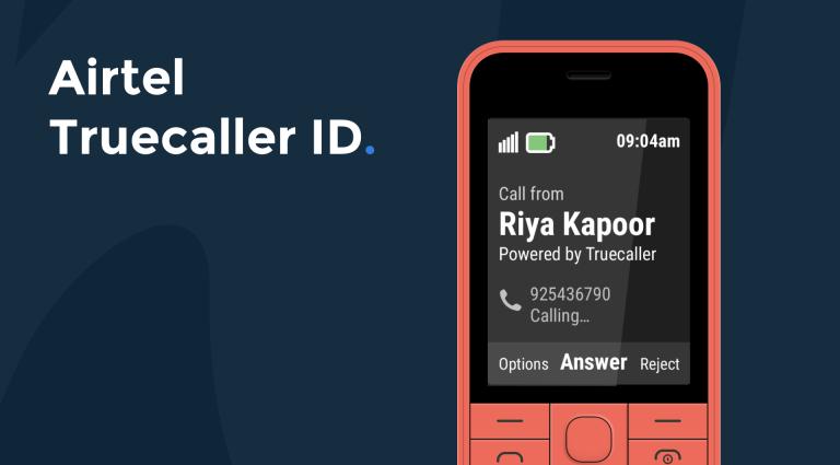 AIRTEL TRUECALLER CALLER ID REACHES 1 MILLION PAID SUBSCRIBERS IN INDIA