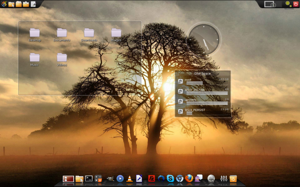 Bluestar Gives Arch Linux a Celestial Glow