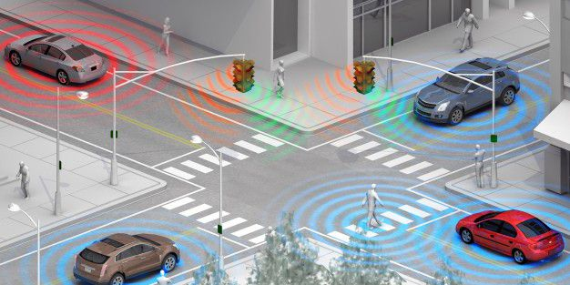 Here's What Qualcomm Has in Store for Cellular Connections Between Future Cars