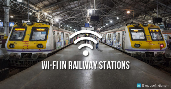 400 Wi-Fi enabled train stations in India and counting