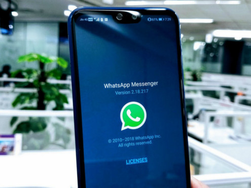 WHATSAPP SAYS BACKUPS ON GOOGLE DRIVE AREN'T PROTECTED BY END-TO-END CRYPTOGRAPHY