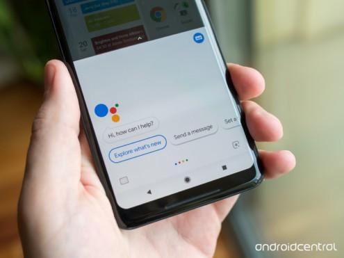 Android Messagesmightpresentlyget Google Assistant