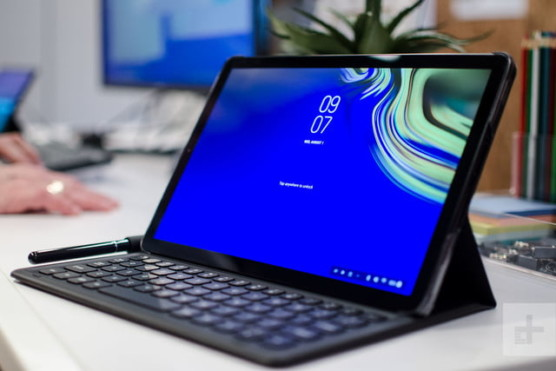 The new Samsung Galaxy Tab S4 instantly becomes the best Android tablet