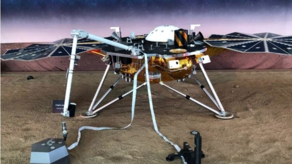 Nasa's latest Mars craft nears landing for unexampled unstable mission