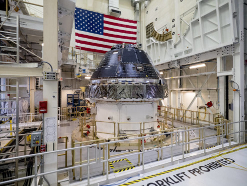 NASA Commits to long Greek deity Missions with Orion Production Contract