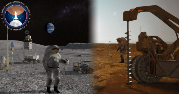 University Teams Asked to Design Hardware, Practice Drilling for Water on the Moon and Mars