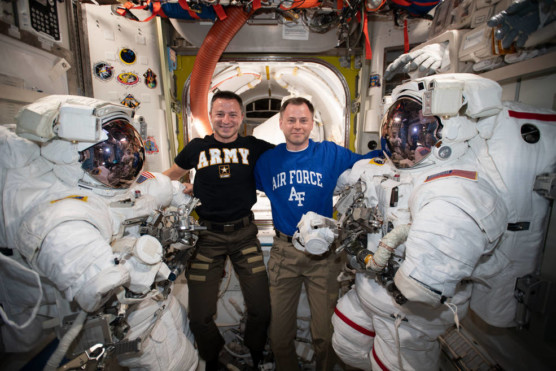 Kentucky Students to Speak with NASA Astronauts on Space Station