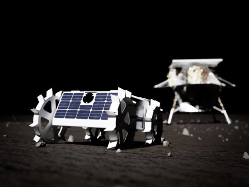 NASA Announces New Tipping purpose Partnerships for Moon and Mars Technologies