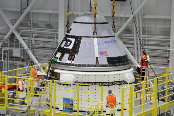 NASA Invites Media to Boeing Starliner Transport to Launch Site