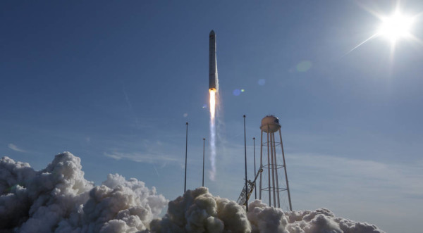 NASA Television Coverage Set for Cygnus Resupply Mission to International Space Station