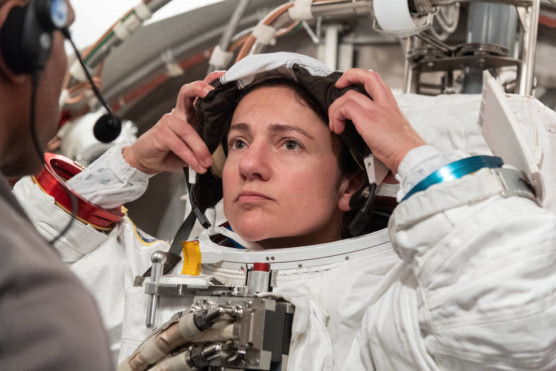 Maine Students to Speak with NASA Astronaut Aboard Space Station
