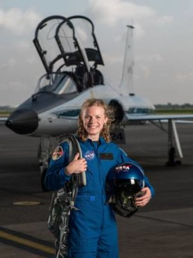 NASA Administrator, Astronaut Candidate to Visit University of North Carolina