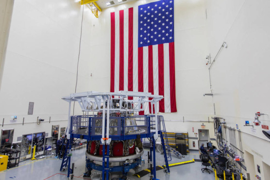 NASA Invites Media to SpaceX In-Flight Abort Test for Commercial Crew