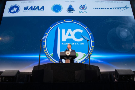 NASA to Provide Coverage of Key Events at 70th International Astronautical Congress