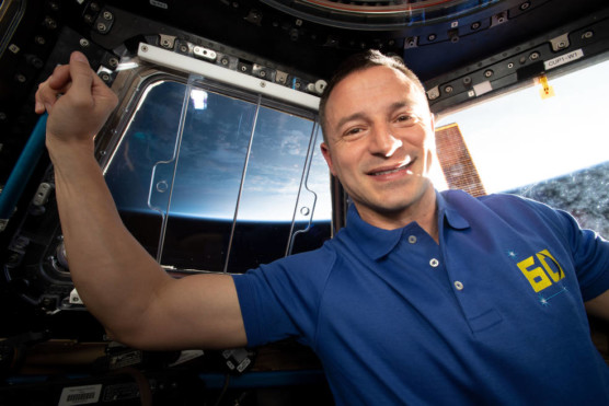 Maryland, Washington Students to Speak with NASA Astronaut Aboard Space Station