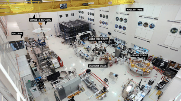 Space History Is Made in This NASA Robot Factory