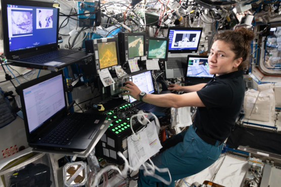 New Mexico Students to Speak with NASA Astronaut Aboard Space Station