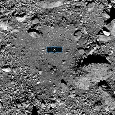 X Marks the Spot: NASA Selects Site for Asteroid Sample Collection