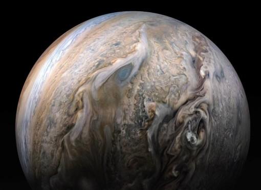 NASA Highlights Solar Mission, Jupiter Cyclone at AGU Meeting