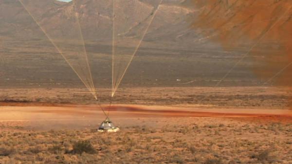 NASA Television to Air Boeing Starliner Spacecraft Landing