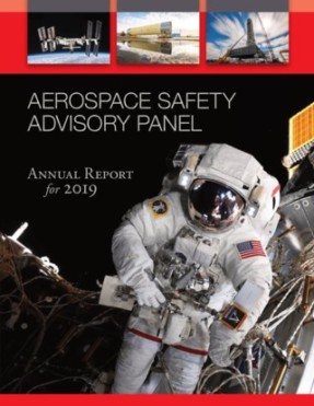 NASA's Aerospace Safety Advisory Panel Releases 2019 Annual Report