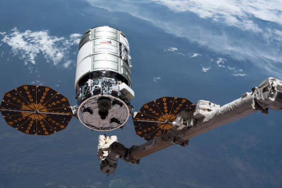 NASA TV to Air Departure of Cygnus Cargo Spacecraft from Space Station