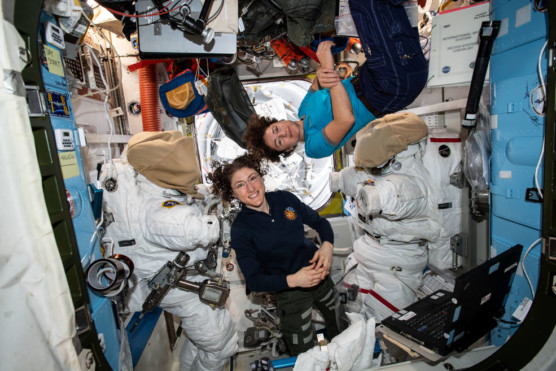 International Students to Speak with NASA Astronauts Aboard Space Station