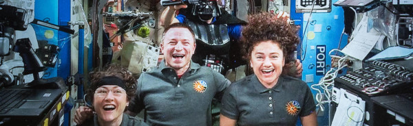 Star Wars Goes to Space, Actors Train Like Astronauts