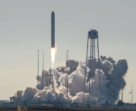 NASA TV Coverage Set for Cygnus Launch to International Space Station