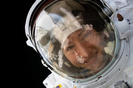 NASA Astronaut's Record-Setting Mission Helps Scientists for Future Missions